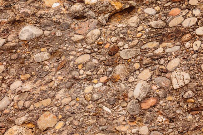 Texture delle pareti della montagna di Montserrat — Foto stock