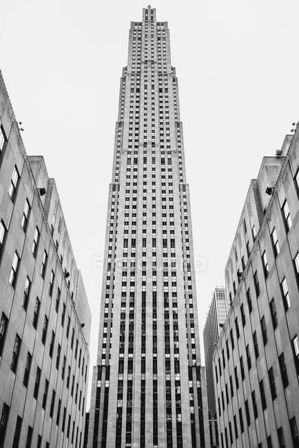 Edificio Rockefeller Center a New York, Stati Uniti — Foto stock