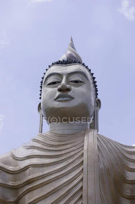 Buddha Statue at Kande Viharaya Temple — Stock Photo