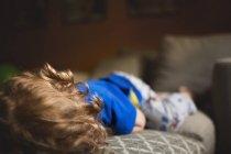 Carino bambino dormire — Foto stock