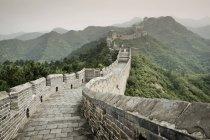 Grande parede de china — Fotografia de Stock