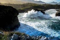 Lanes coast at Asturias — Stock Photo
