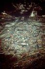 Пташиного польоту міста Інсбрук — стокове фото