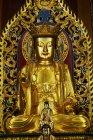 Golden Buddha of Kek Lok Si — Stock Photo