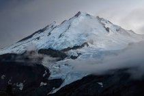 Peak of mount Baker — Stock Photo