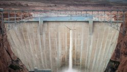 Diga di Glen Canyon — Foto stock