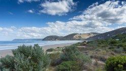 Panoramique vue de Angelsea beach, Victoria, Australie — Photo de stock