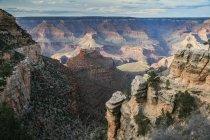 Grand Canyon National Park, Arizona, América, EUA — Fotografia de Stock