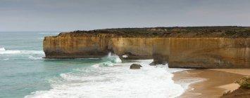 Litoral, Port Campbell, Victoria, Austrália — Fotografia de Stock