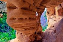 Pilares de Grand View Trail, Grand Canyon, Arizona, EUA — Fotografia de Stock