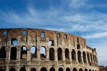 Scenic view of Coliseum, Rome, Italy — Stock Photo