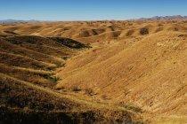 Vista panorâmica da paisagem rural, América, Estados Unidos da América — Fotografia de Stock
