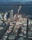 Вид с воздуха Сан-Франциско, Калифорния, Америка, США — стоковое фото