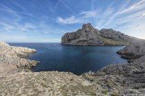 Vista panoramica sulla maestosa baia di Monkey, Maire, Marsiglia, Francia — Foto stock