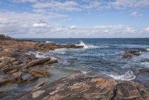 Vista panoramica sul mare di Capo Leeuwin, Augusta, Australia Occidentale, Australia — Foto stock