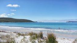 Vista panoramica sulla spiaggia di Emu Point, Albany, Australia Occidentale, Australia — Foto stock