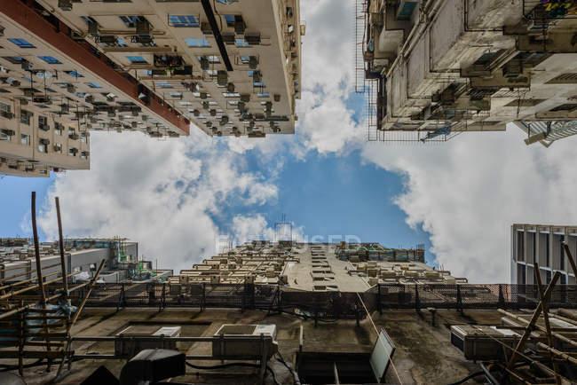 Chungking Mansions Gebäude — Stockfoto
