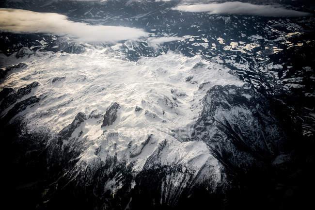 Österreich, Tirol im Winter — Stockfoto