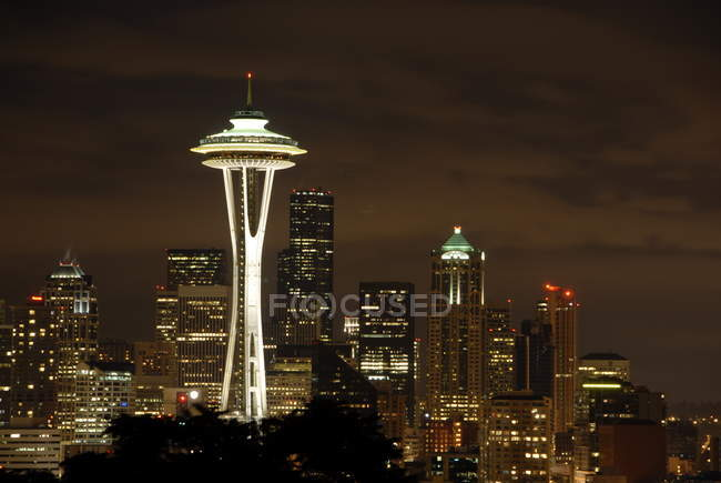 Stati Uniti, Stato di Washington, Seattle — Foto stock