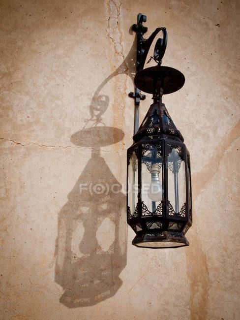 Nahaufnahme der Lampe — Stockfoto