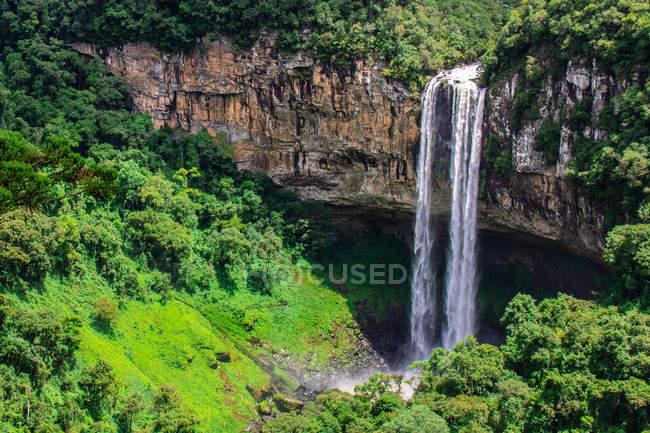 Caracol Falls, Brasil — Fotografia de Stock