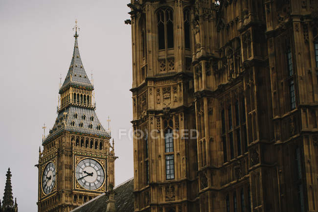 Big Ben et le Parlement — Photo de stock