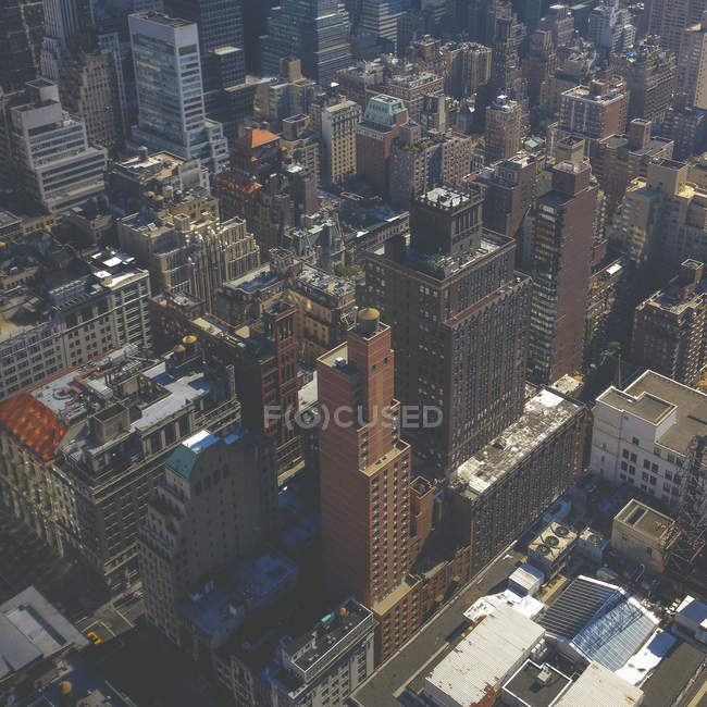 New York. Manhattan. — Photo de stock