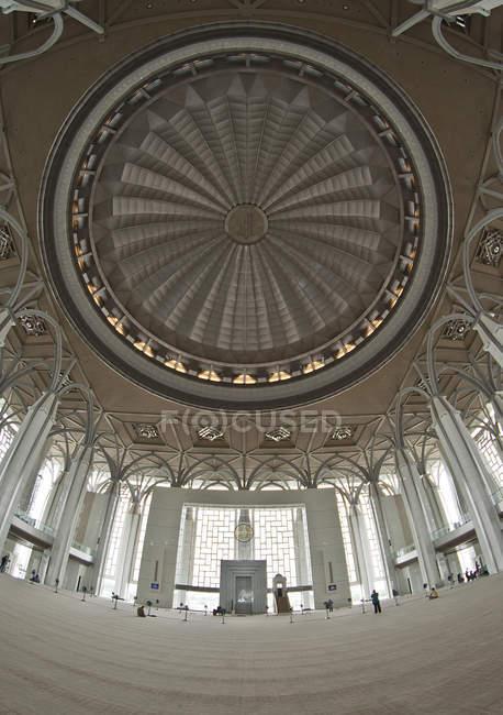 Architettura nella Moschea di Ferro — Foto stock