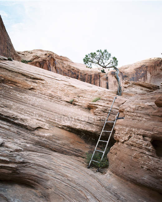 Сходи на Corona арка — стокове фото