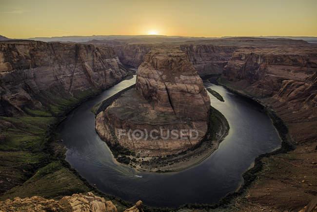Horseshoe Bend, Arizona — Stock Photo