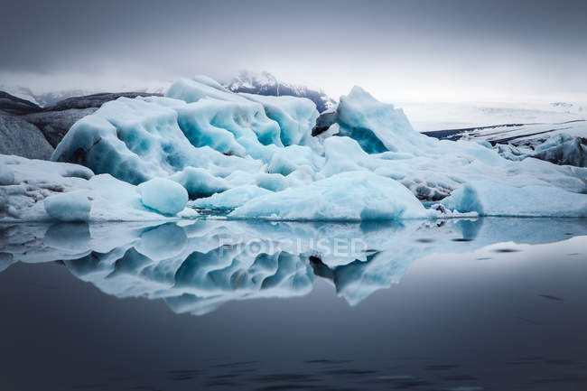 Iceberg, Jokulsarlon, Iceland — Stock Photo