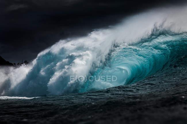 Трубки хвиля, Північний берег — стокове фото