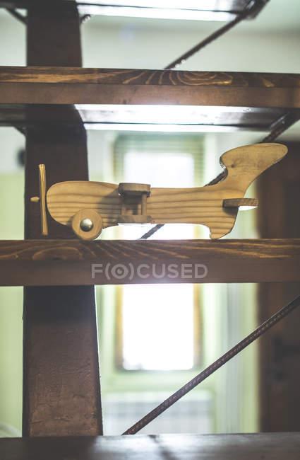 Plano de madeira vintage — Fotografia de Stock