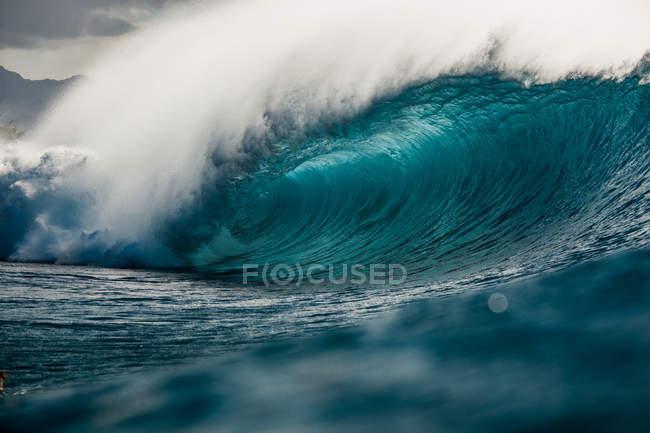 Банзай трубопроводу хвиля — стокове фото