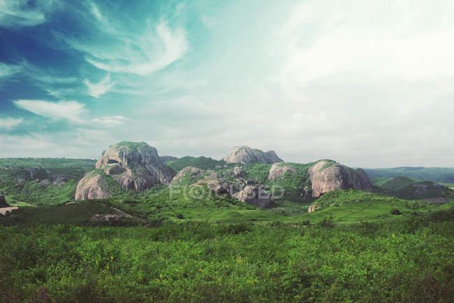 Serra de Sao Bento landscape — Fotografia de Stock