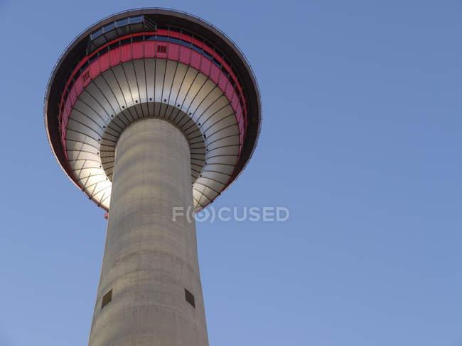 Kanada, Alberta, Calgary, Calgary Tower Aussichtsplattform — Stockfoto