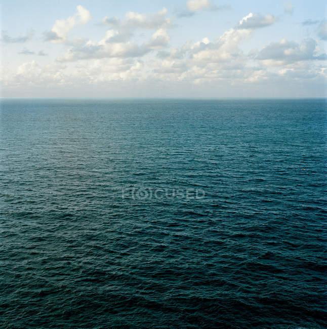 Wunderschöne meerlandschaft, kuba, ciudad de la habana, havana — Stockfoto