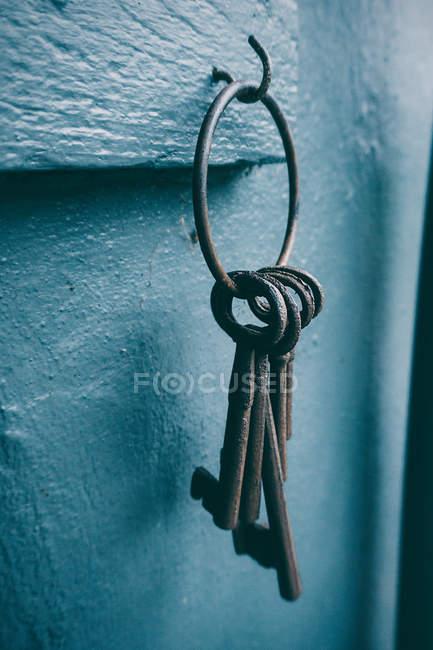 Keys hook up
