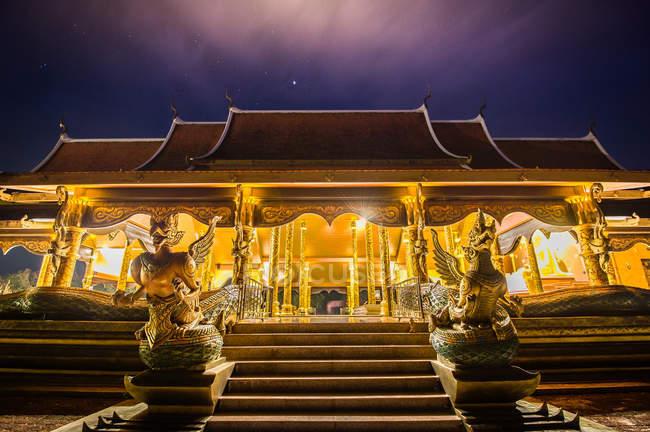 Sirindhorn Wararam Phu Prao Temple, Thailand — Stock Photo