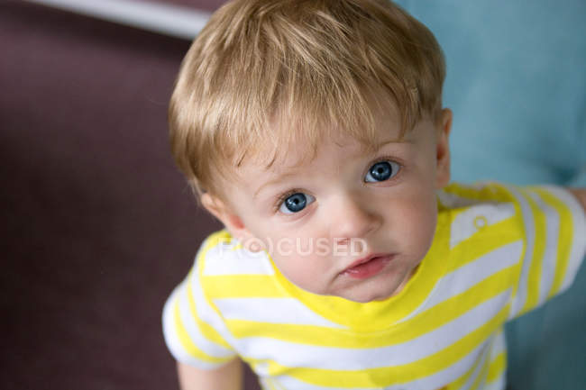 Adorable little boy — Stock Photo
