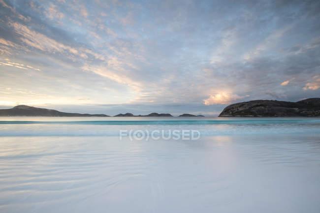 Scenic view of Tropical beach, Western Australia, Australia — Stock Photo