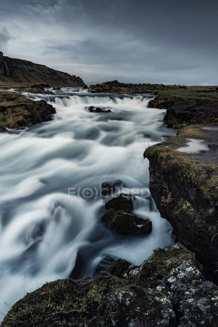 Belle nature au nord — Photo de stock