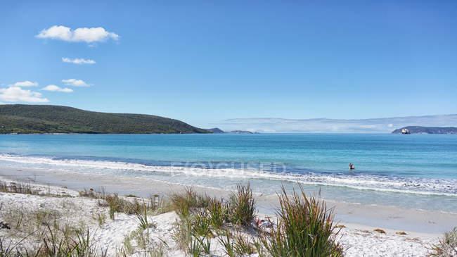Scenic view of Emu Point beach, Albany, Western Australia, Australia — Stock Photo