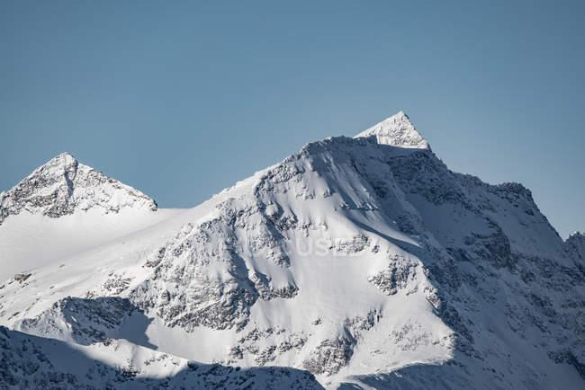 Berggipfel, Salzburg, Österreich — Stockfoto