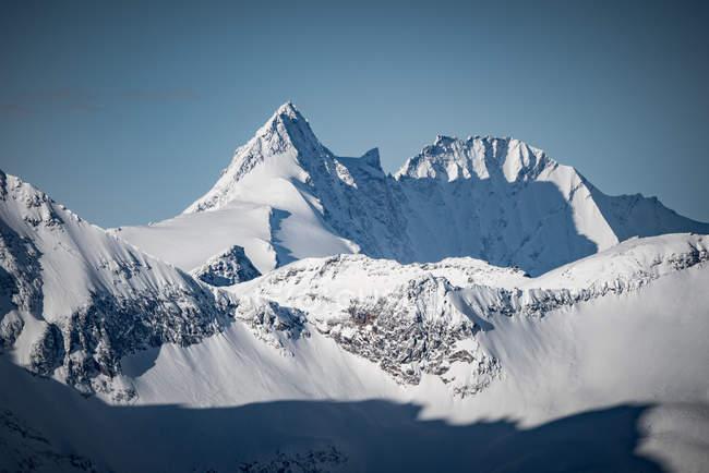 Гора Гросглокнер, Зальцбург, Австрия — стоковое фото