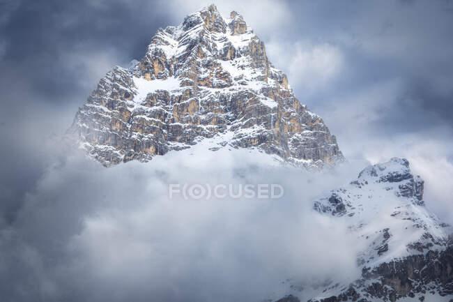 Tofana de Rozes, Dolomites, Belluno, Italy — Stock Photo
