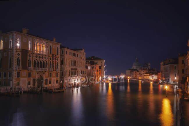 Venetian paths 126 (La salute), Venice, Veneto, Italy — Stock Photo