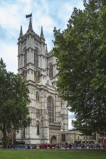 Westminster Abbey, Londres, Inglaterra, Reino Unido — Fotografia de Stock