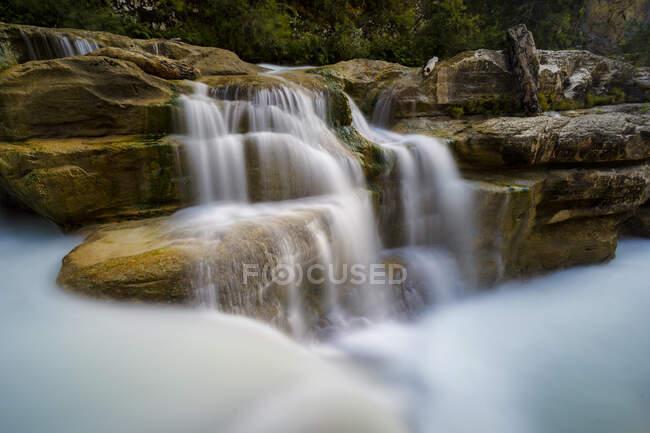Tanggedu waterfall, East Sumba, East Nusa Tengara, Indonesia — Stock Photo