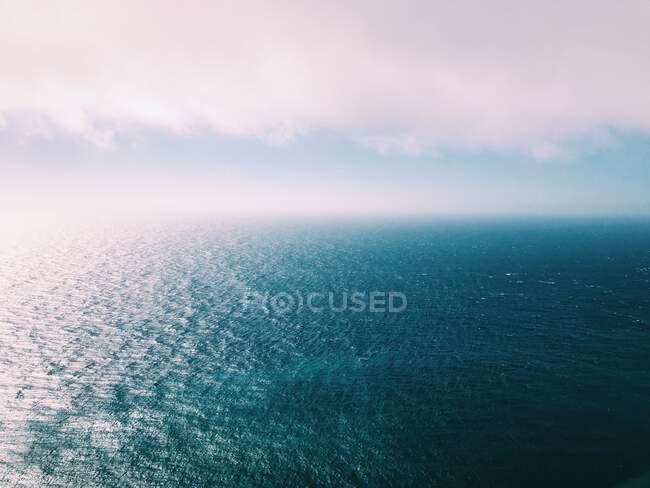 Vista aerea sul mare, Portogallo — Foto stock